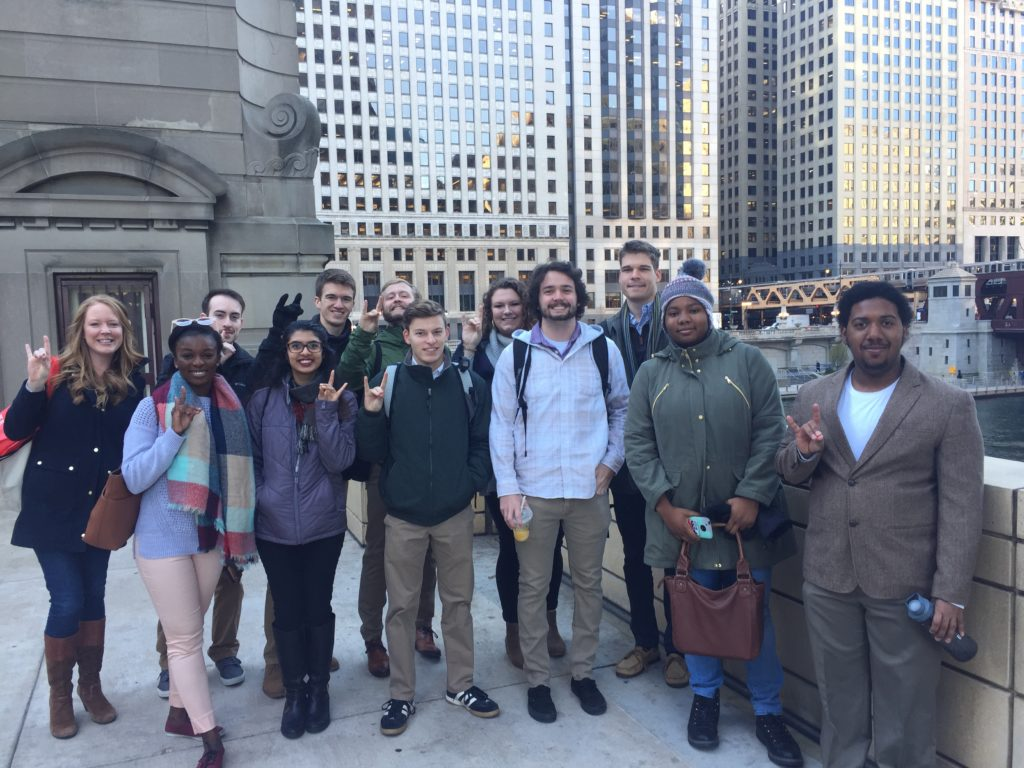 AEV Students in Chicago