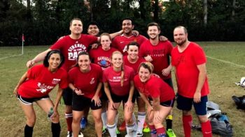 DASA United Intramural Sports Soccer Team